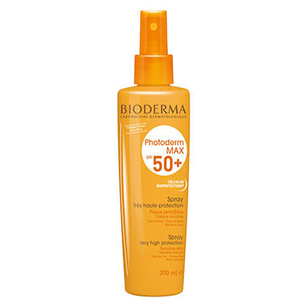 Bioderma, Спрей Photoderm Mах SPF 50+, 200 мл