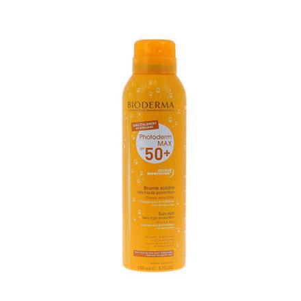 Bioderma, Спрей-вуаль Photoderm Mах SPF 50+, 150 мл