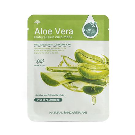 Rorec, Маска для лица Aloe Vera, 30 г