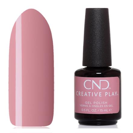 CND, Creative Play Gel №406, Blush on you