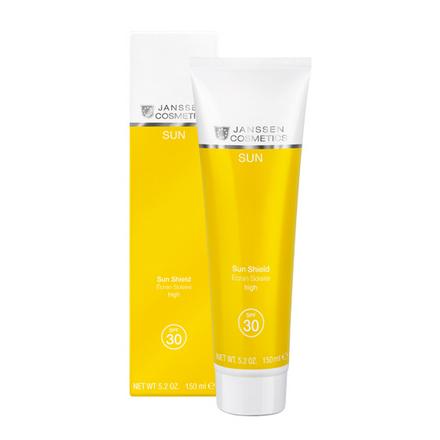 Janssen Cosmetics, Эмульсия для лица и тела Sun SPF 30, 150 мл