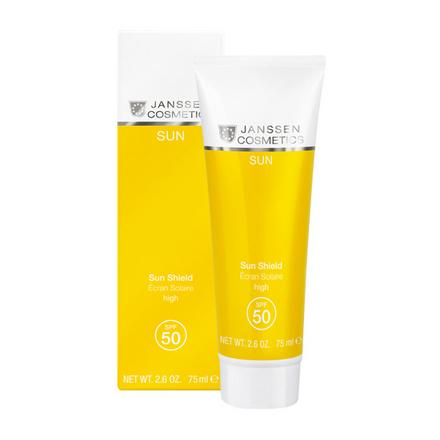 Janssen Cosmetics, Эмульсия для лица и тела Sun SPF 50+, 75 мл