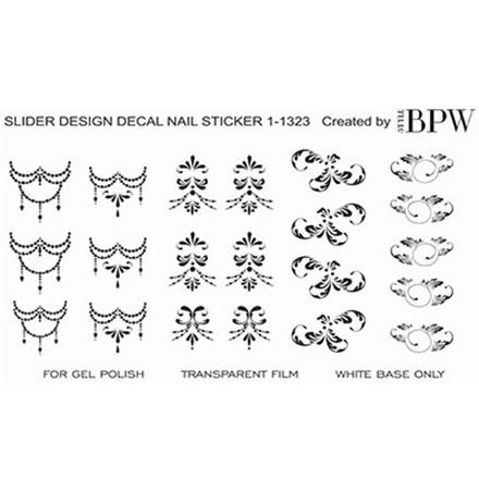 BPW.Style, Слайдер-дизайн «Вензеля» №1-1323