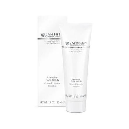 Janssen Cosmetics, Интенсивный скраб для лица, 50 мл