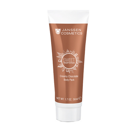 Janssen Cosmetics, Обертывание для тела Sweet Temptation, 50 мл