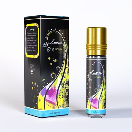 Shams Natural Oils, Масляные духи «Луксор», 10 мл