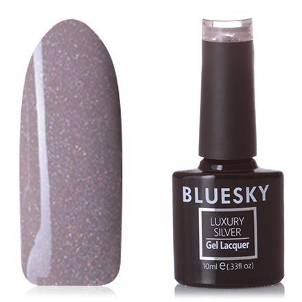 Гель-лак Bluesky Luxury Silver №701