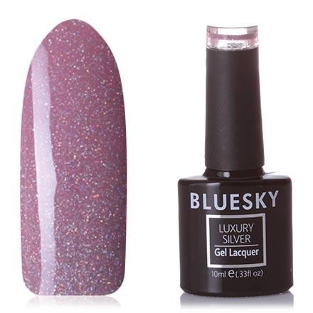 Bluesky, Гель-лак Luxury Silver №703