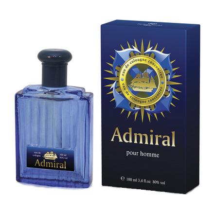 Brocard, Одеколон Admiral, 100 мл