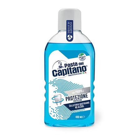 Pasta Del Capitano, Ополаскиватель «Свежее дыхание», 400 мл