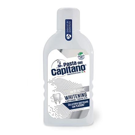 Pasta Del Capitano, Ополаскиватель Ox-Active Whitening, 400 мл