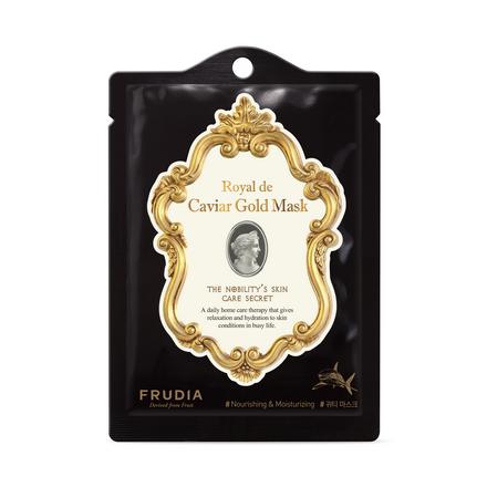 Frudia, Маска для лица Royal de Caviar, 1 шт.