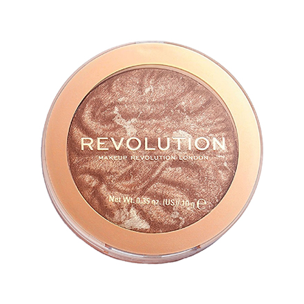 Makeup Revolution, Хайлайтер Re-Loaded, Time To Shine