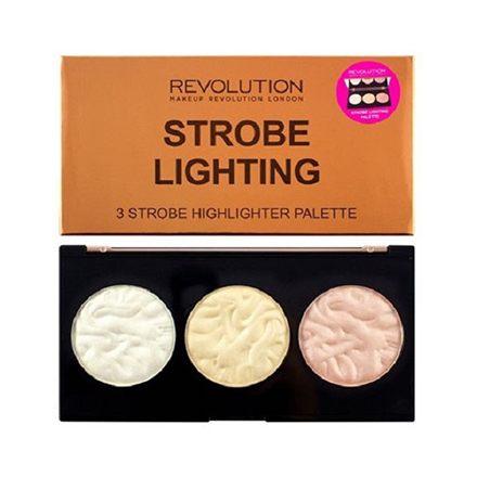 Makeup Revolution, Хайлайтер Strobe Lighting