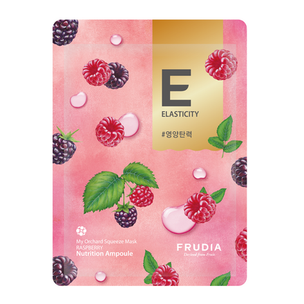Frudia, Маска для лица My Orchard Raspberry, 1 шт.