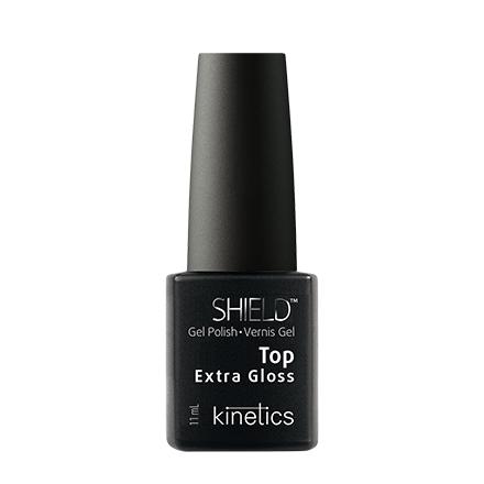 Kinetics, Топ Shield Extra Gloss, 11 мл