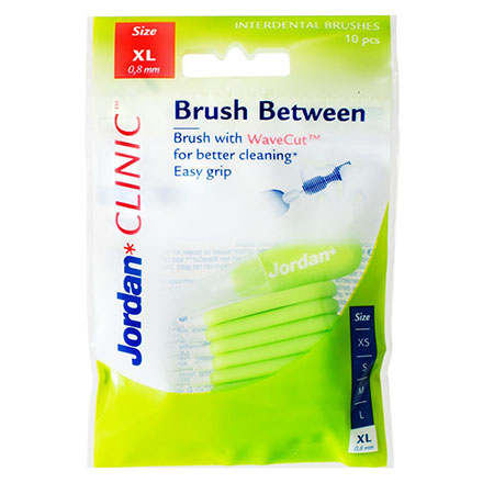 Jordan, Зубные ершики Clinic Brush, XL
