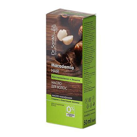 Dr. Sante, Масло для волос Macadamia, 50 мл