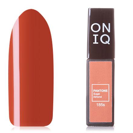 Гель-лак ONIQ Pantone №185s, Sugar Almond