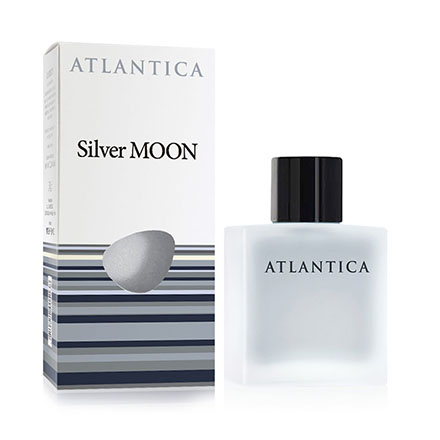 Dilis Parfum, Парфюмерная вода Atlantica Silver Moon, 100 мл