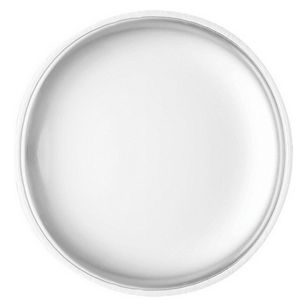 Dewal, Спонж для макияжа, круглый, прозрачный