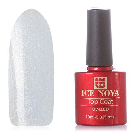 Ice Nova, Top Shimmer №01, 10 мл