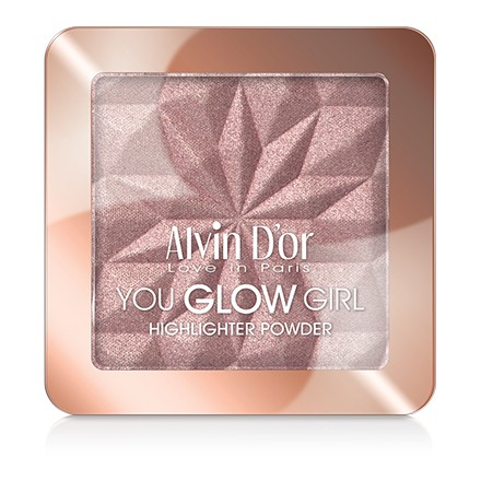 Alvin D`or, Хайлайтер You Glow Girl, тон 04