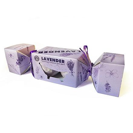 Ресурс Здоровья, Бурлящие шары для ванны Lavender, 2 шт.