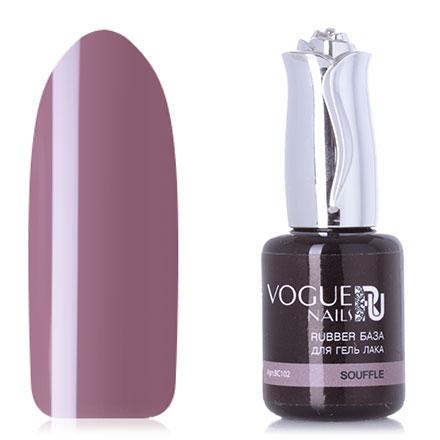 Vogue Nails, База для гель-лака Rubber, souffle, 18 мл