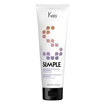 Kezy, Крем-маска для волос Simple, 300 мл