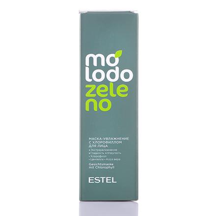 Estel, Маска для лица Molodo Zeleno, 100 мл