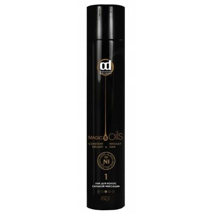 Constant Delight, Лак для волос сильной фиксации №1, 400 мл