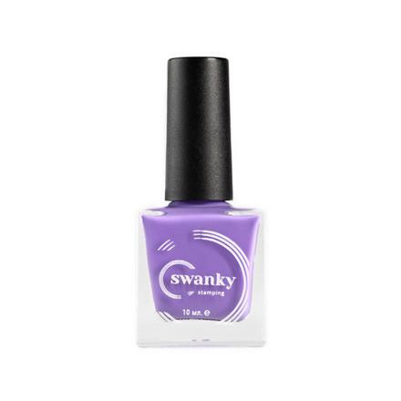 Swanky Stamping, Лак для стемпинга №011