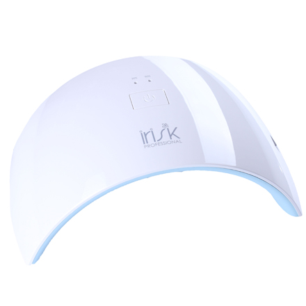 IRISK, Лампа UV/LED Moon plus, 36W, голубая