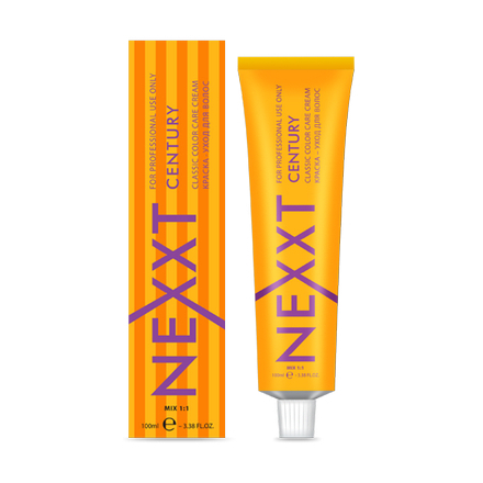 NEXXT professional, Крем-краска для волос Century 8.0