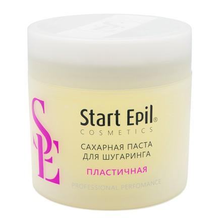 Start Epil, Паста для шугаринга «Пластичная», 400 г