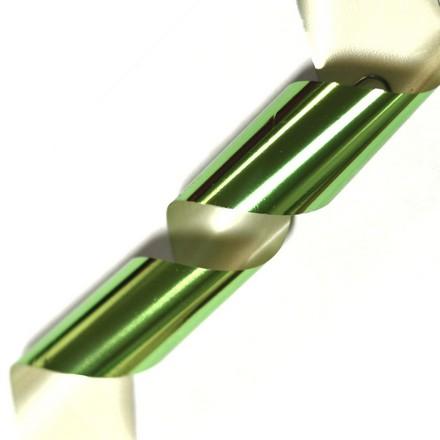 In'Garden, Фольга для литья №06, зеленая светлая