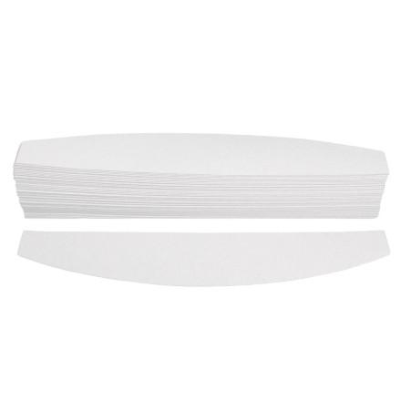 Ice Nova, Набор сменных файлов «Лодочка», белые, 120 грит