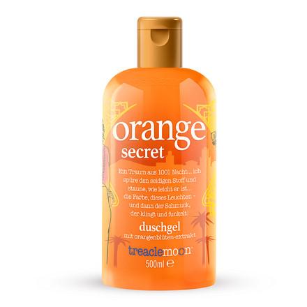Treaclemoon, Гель для душа Orange Secret, 500 мл