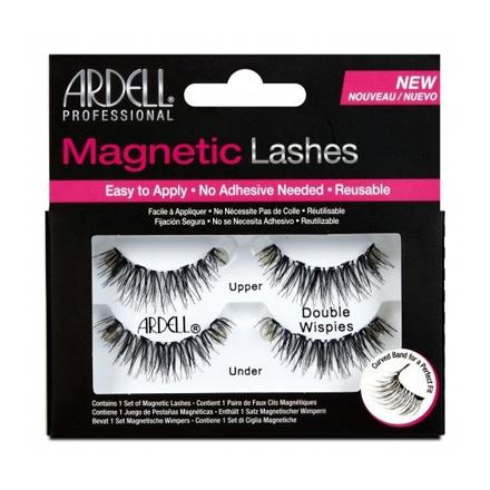 Ardell, Magnetic Strip Lash Wispies Магнитные накладные ресницы