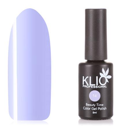 Klio Professional, Гель-лак Beauty Time №14
