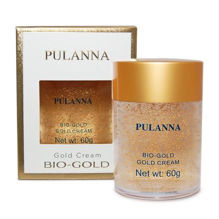 Pulanna, Крем для лица Bio-Gold, 60 г