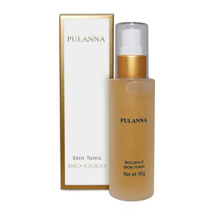 Pulanna, Тоник для лица Bio-Gold, 60 г