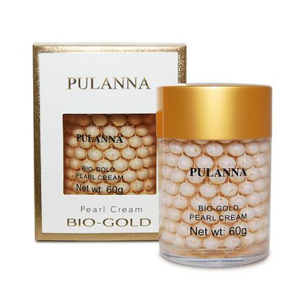 Pulanna, Крем для лица Bio-Gold Pearl, 60 г