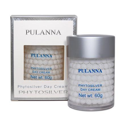 Pulanna, Дневной крем для лица Phytosilver, 60 г
