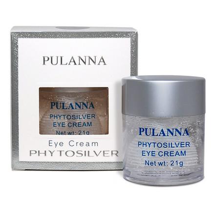 Pulanna, Крем для век Phytosilver, 21 г