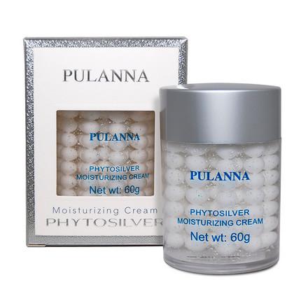 Pulanna, Крем для лица Phytosilver, 60 г