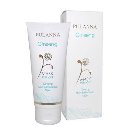 Pulanna, Маска для лица Ginseng, 90 г