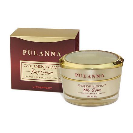 Pulanna, Дневной крем для лица Golden Root, 50 г
