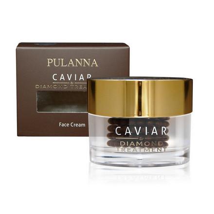 Pulanna, Лифтинг-крем для лица Caviar, 60 г